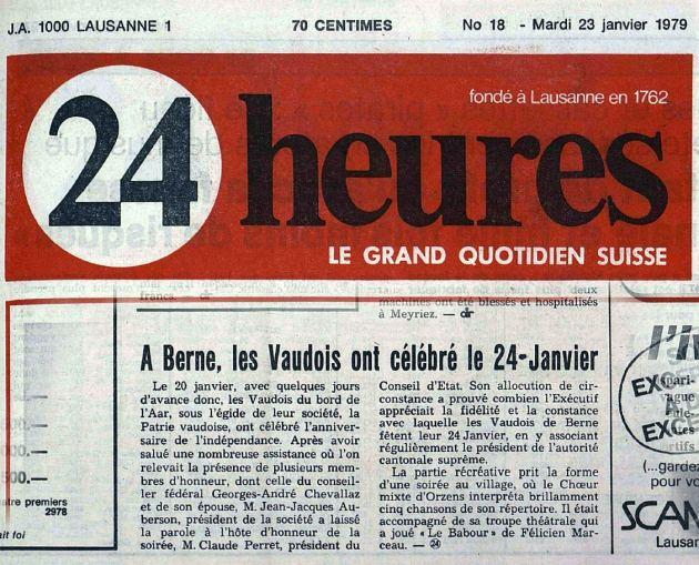 24heures 23-janv-1979 LE BABOUR BERNE