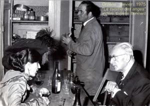 Jacques Beranger LA CUISINE DES ANGESOrzens 1975 04