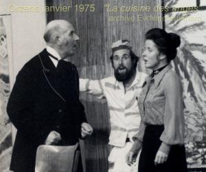 la cuisine des anges 1975 Orzens 05