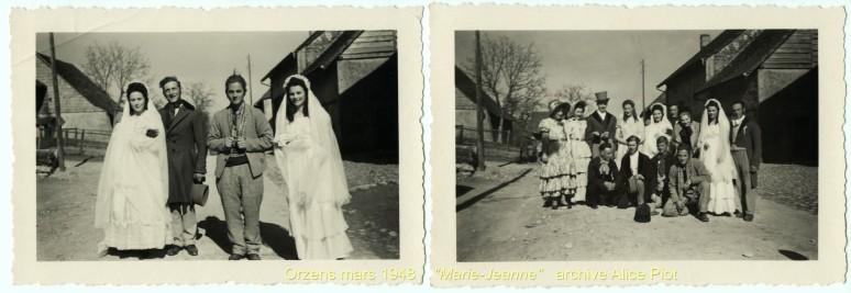 « Marie-Jeanne » 1948