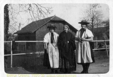 LA CORDE CASSÉE tragédie alpestre en 3 actes du Dr Thurler. mars 1933