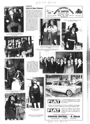 yverdon revue 1960 Monte-Cristo Orzens