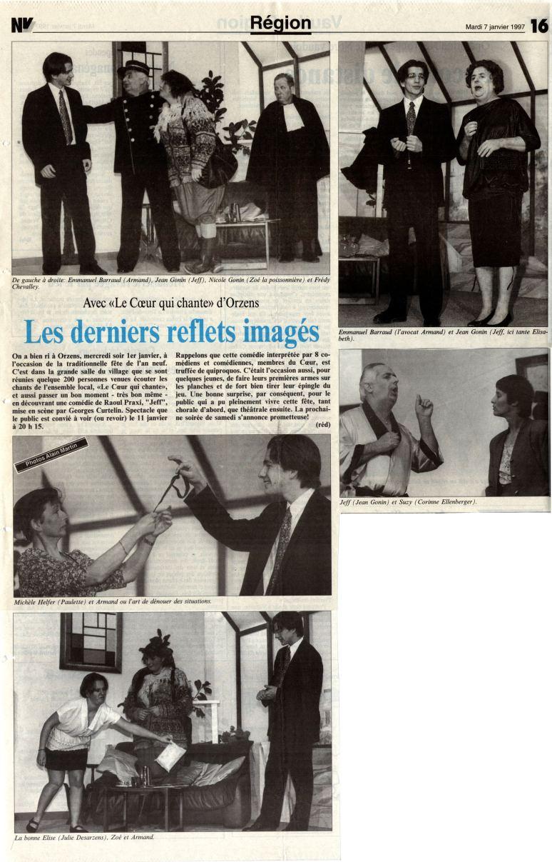 journal du Nord vaudois jeff Orzens7 janvier 1997