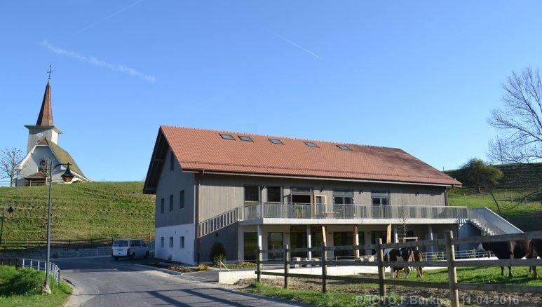 Salle communale Orzens - Route du Battoir - 11-04-2017