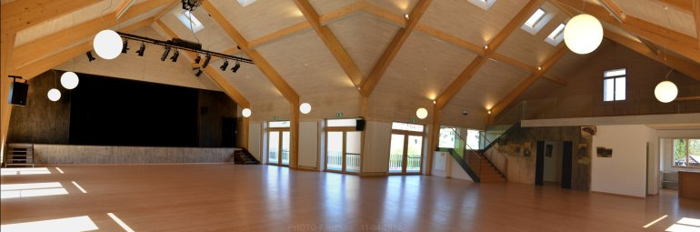 Salle communale Orzens - SALLE SPECTACLE - 11-04-2017