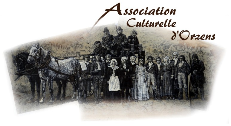 ASSOCIATION CULTURELLE ORZENS courrier de lyon s
