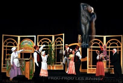 LA SOURCE scenographie F-Burkha FROU-FROU-LES-BAINS Orzens 06-12-13-19-20 janv 2018