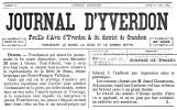 Journal d Yverdon 19 mars 1898 ORZENS Diete de Stanz