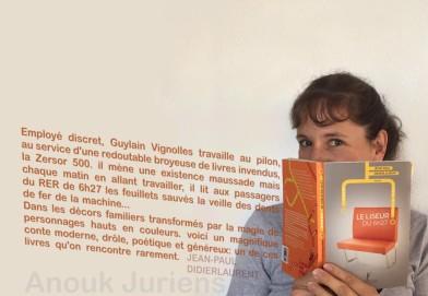 Lecture le-liseur-du-6h27 Anouk Juriens